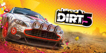 Dirt5 KeyArt
