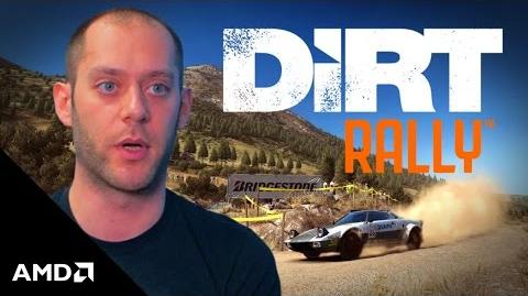 On the Track Realism in DiRT Rally™