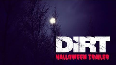 DON'T CUT DiRT Rally 2.0 Halloween trailer