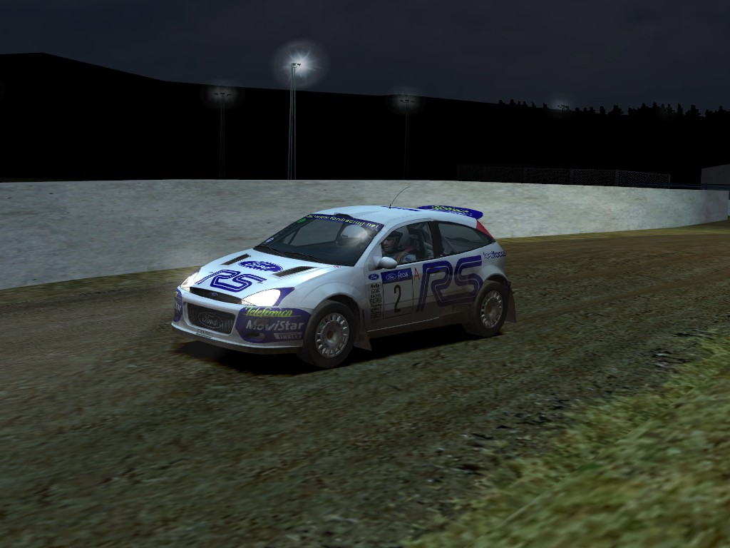 Cmr3 Ford Focus Rs 2001