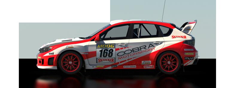 DiRT Rally Subaru Impreza WRX STI 2011