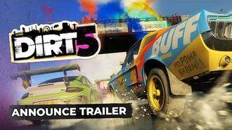 DIRT 5 Official Announce Trailer Launching October 2020 UK