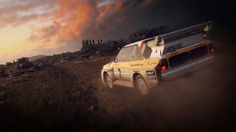 DiRT Rally 2.0 The Announcement Trailer UK