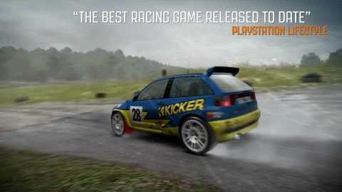 DiRT Rally - Accolades ESRB