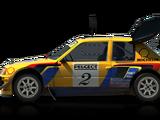 Peugeot 205 T16 Pikes Peak