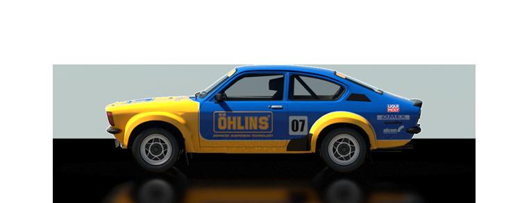 Opel Kadett Gte 16v Colin Mcrae Rally And Dirt Wiki Fandom