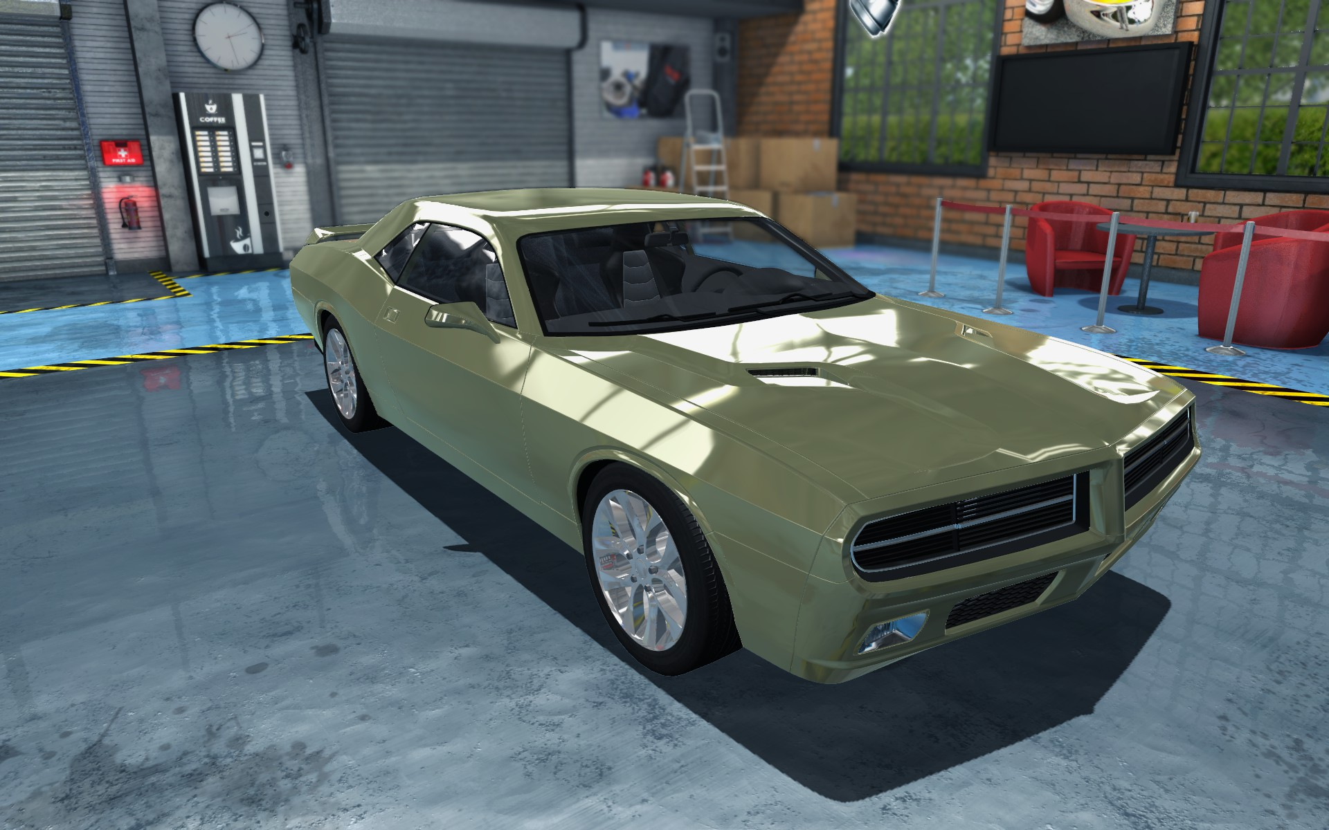 Delray Imperator | Car Mechanic Simulator 2015 Wikia | FANDOM