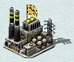 Tech Civilian Power Plant in Snow Theater