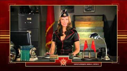 C&C Red Alert 3 - Uprising - Soviets Campaign Epilogue