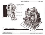 Fusion Powerplant concept art