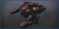 Stealth-tank