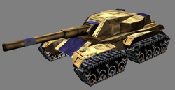 CNCG Crusader Beta (Leopard)