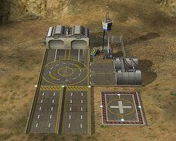 Gen1 USA Air Field
