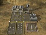 American airfield