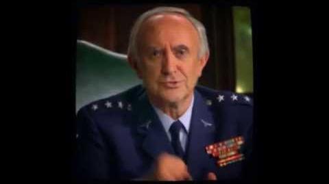 C&C Red Alert 3 - Marshall Robert Bingham cutscenes