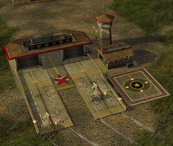 Generals China Air Field