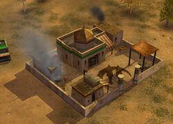Generals GLA Barracks
