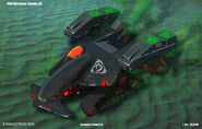 TW Nod Harvester concept by heavymetaldesigner