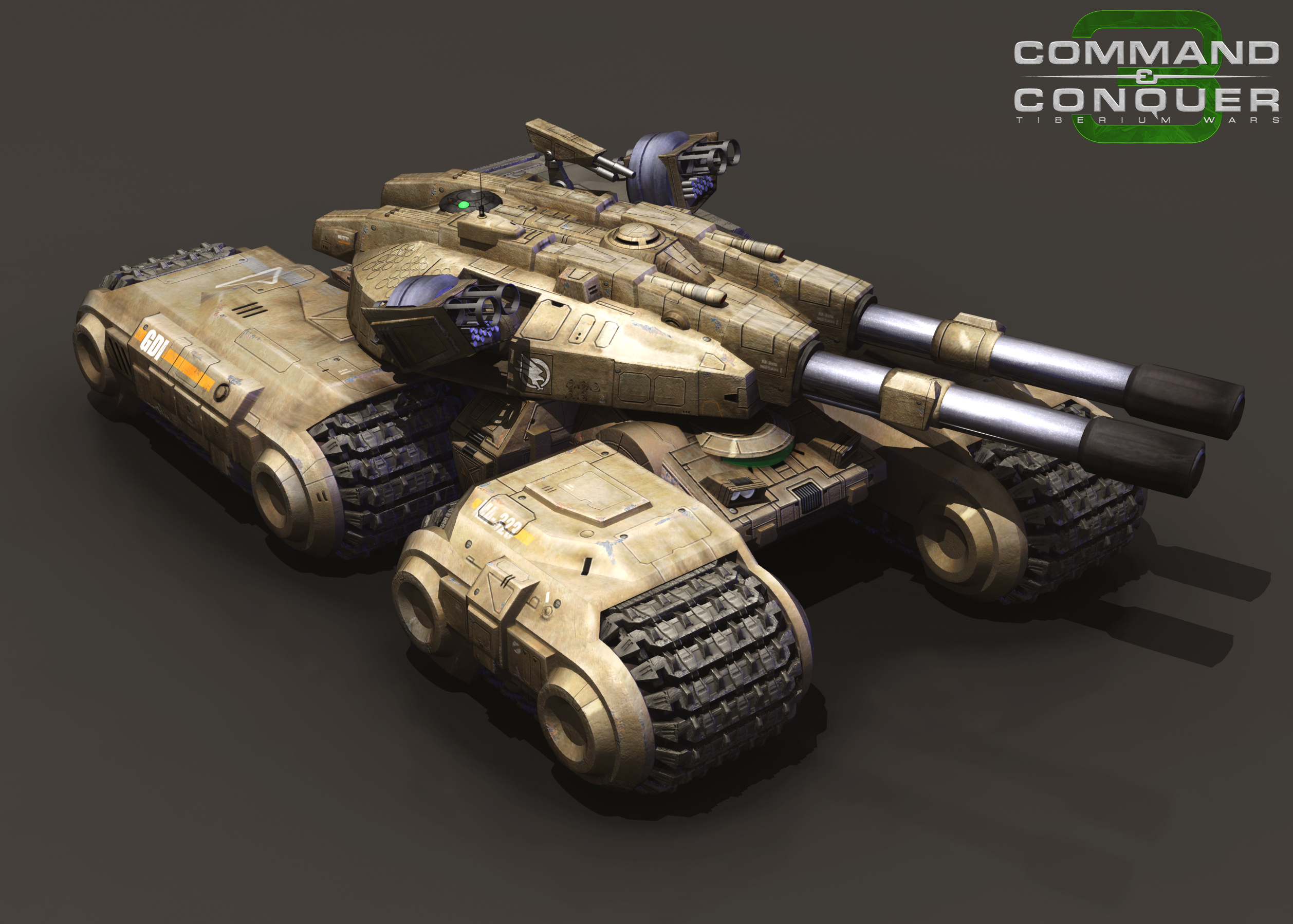Танк «Мамонт» | Command and Conquer вики | Fandom