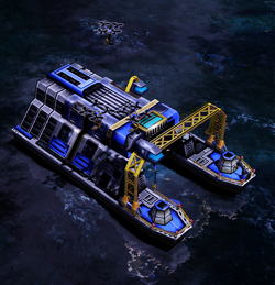 RA3 Allied Seaport