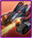CNCRiv Flame Tank