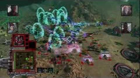 Command & Conquer 3 Kane's Wrath - Multiplayer Trailer