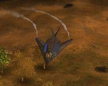 Gen1 Stealth Fighter