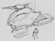 CNCTW Scorpion Tank Concept Art 9