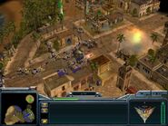 Generals Tutorial Advance Into Town