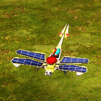 RA3 Burst Drone