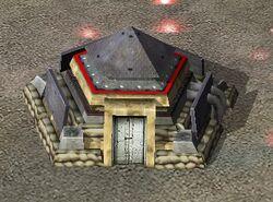 Generals Fortified Bunker