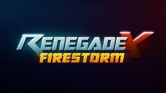 Renegade X Firestorm Reveal Trailer