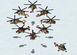 RA2YR Siege Chopper
