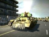 Scorpion tank (Generals 2)