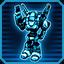 CNC4 GDI Zone Raider Cameo
