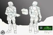 CNCTW Rifleman Concept Art BP 2