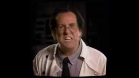 C&C Red Alert 3 - Doctor Zelinsky cutscenes