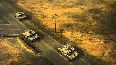 C&C Generals — Humvee Audio