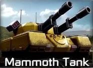 GDI Mammoth Tank icon