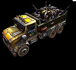 Gen2 GLA EMP Truck