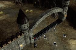 Raid on lost castle