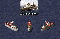 SeaScorpioninAction