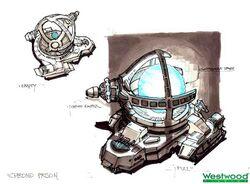 Chrono Prison Tank
