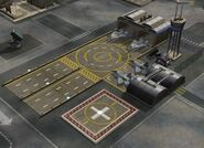 Generals USA Air Field