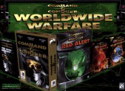 Worldwide warfare US cover