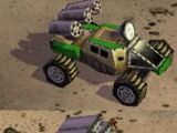 Rocket buggy (Generals 1)