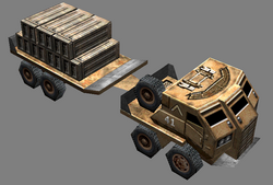 CNCG American Supply Truck