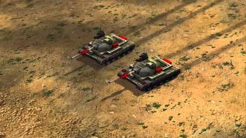 C&C Generals — Battlemaster Audio