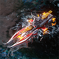 With [[Fortified Fleet]] upgrade
