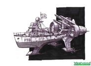 RA2 Hydrofoil Concept